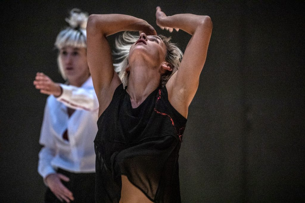 Zagrebdance Company de Croacia. 1