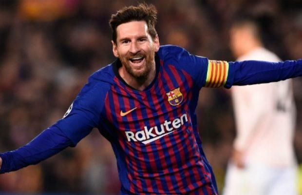 Messi es elegido como el 'mejor creador de juego' en 2019