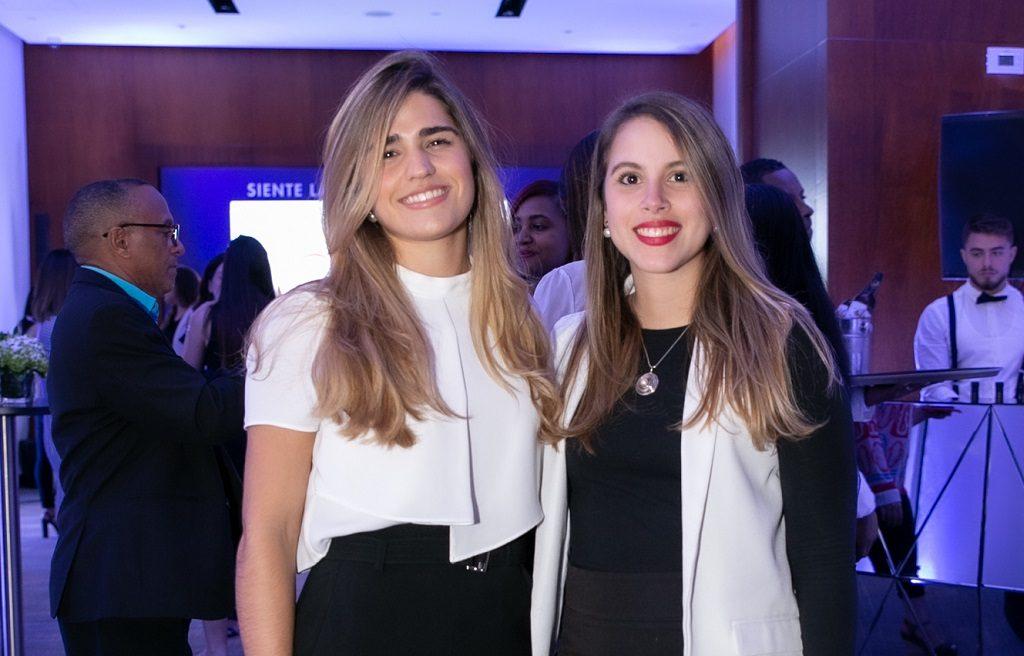 Gina Marra y Jhantel Hernández