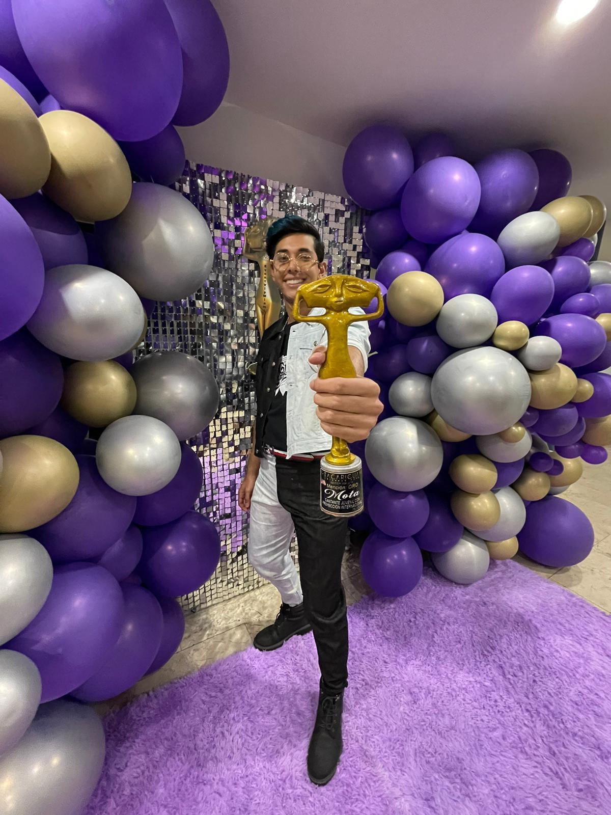 Leo Mota gana su primer premio internacional – Diario Social RD